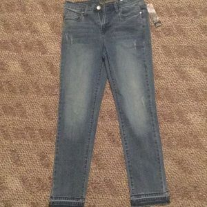 NWT Massini straight leg jean